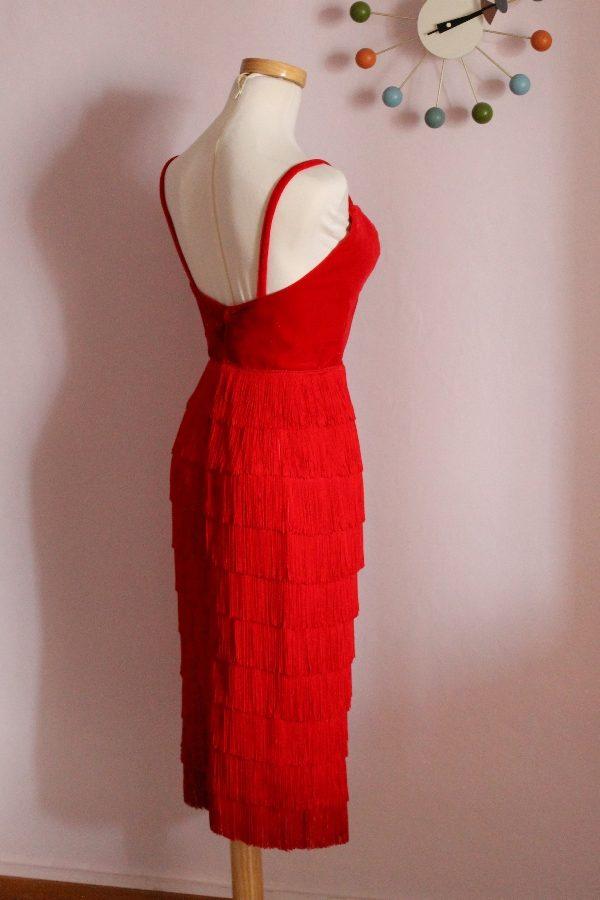 Anna fringe dress 2