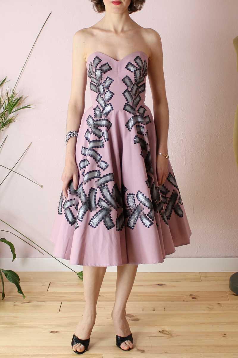 Erika handpainted dress8