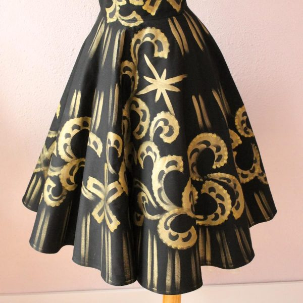 Mexican Handpainted dress20ig