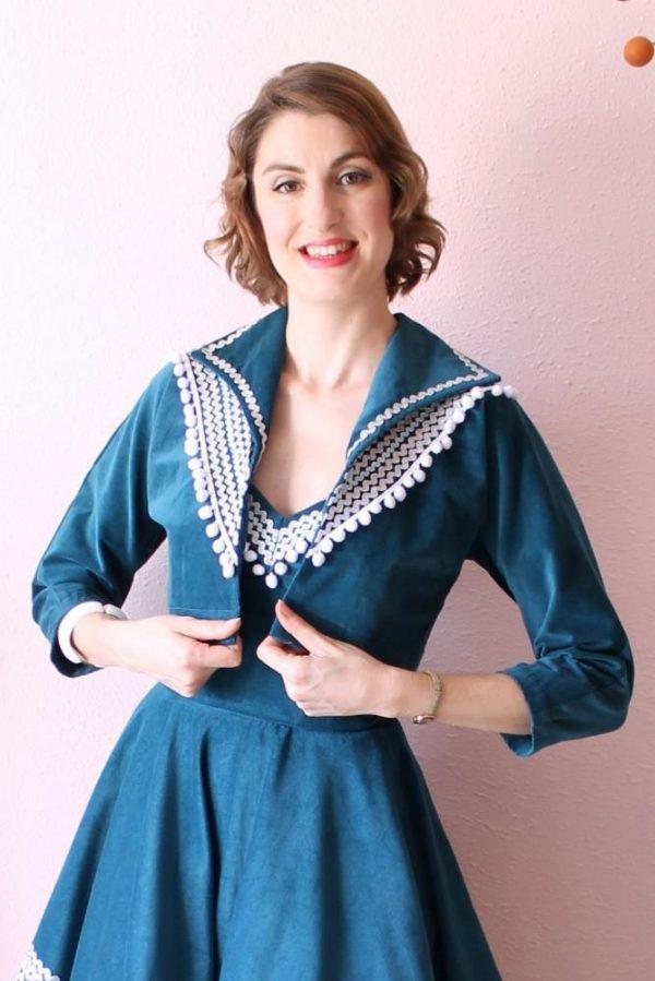 Susan dress 2