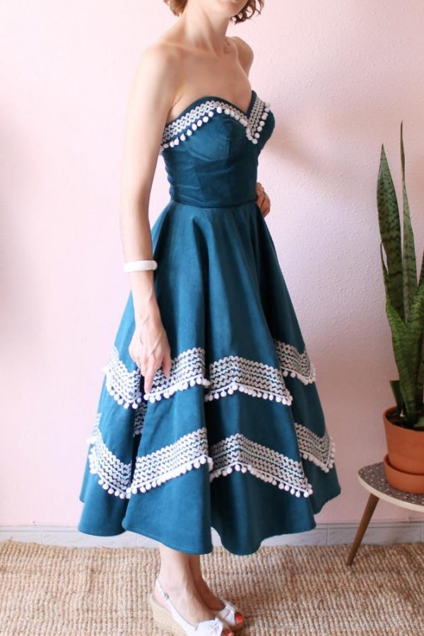 Susan dress 3