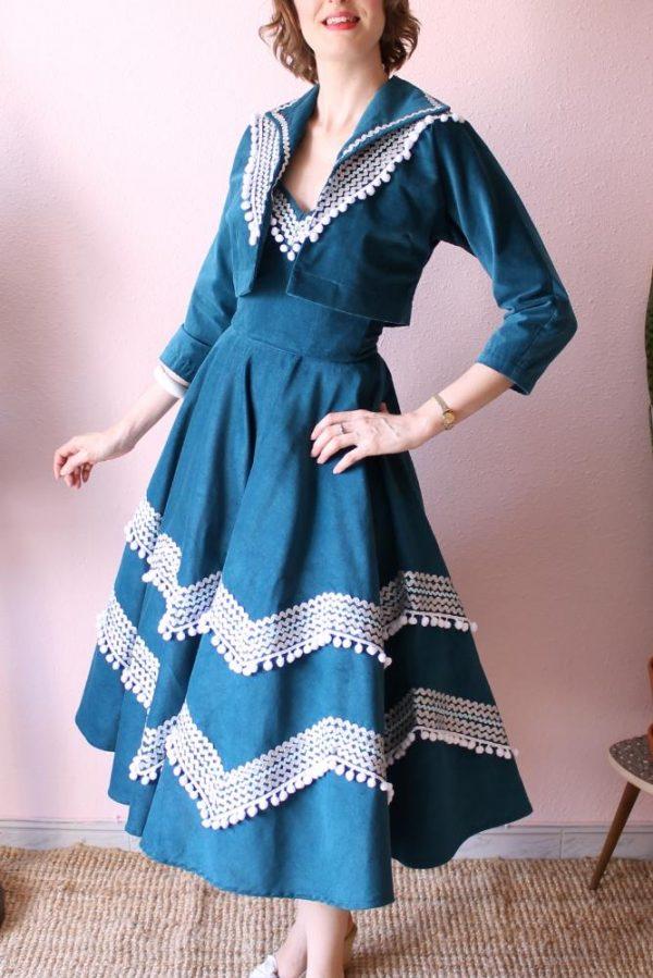 Susan dress 5