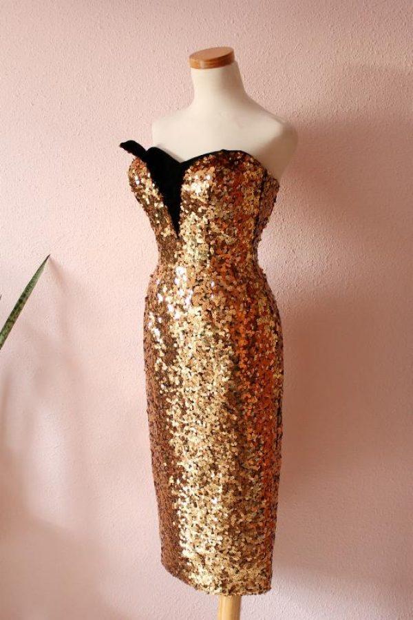 Marta Cutaway dress 2