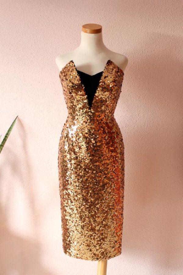 Marta Cutaway dress 4