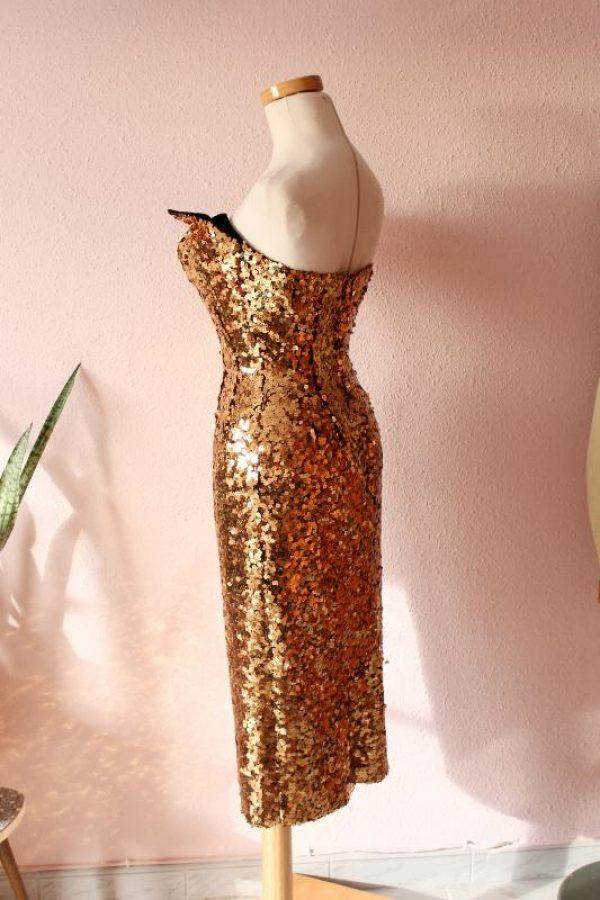 Marta Cutaway dress 6