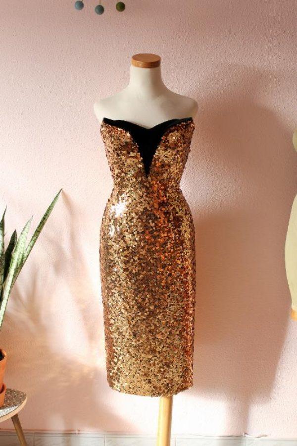 Marta Cutaway dress