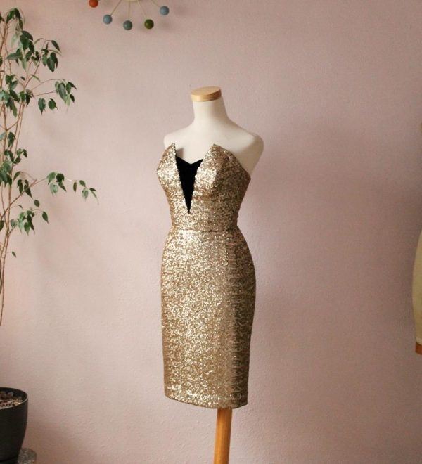 Marta Cutaway dress4