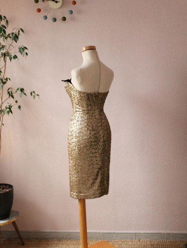 Marta Cutaway dress8