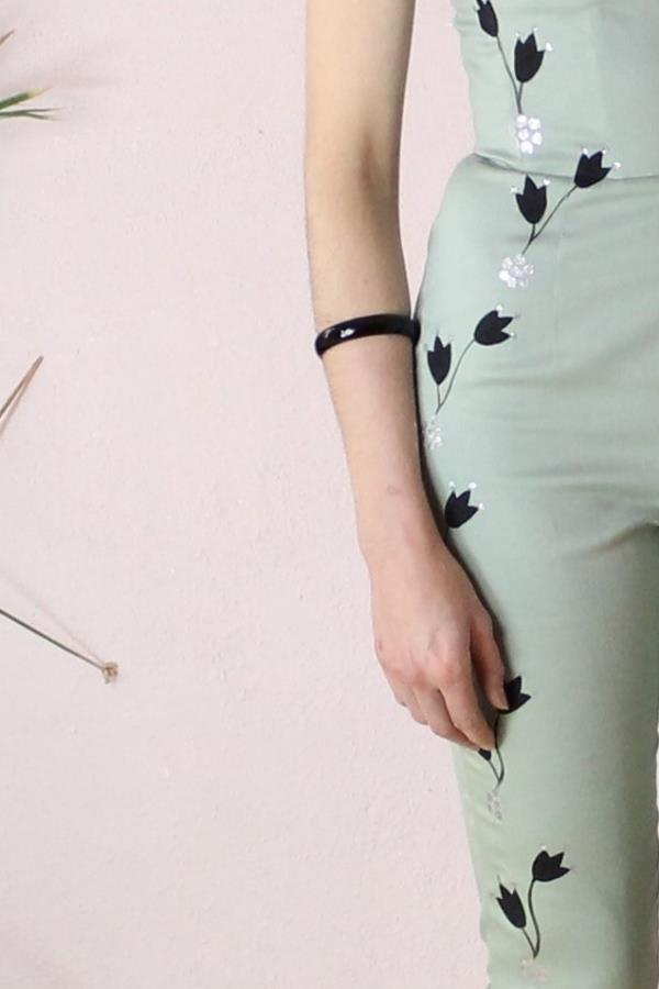 Larissa Handpainted jumpsuit
